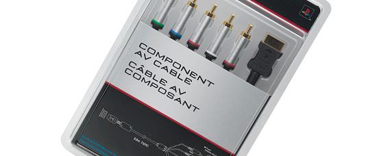 Cable de Video por componente
