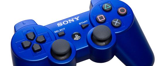 DUALSHOCK®3 - Azul Metálico