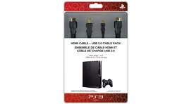 Cable HDMI y Paquete de Cables USB 2.0