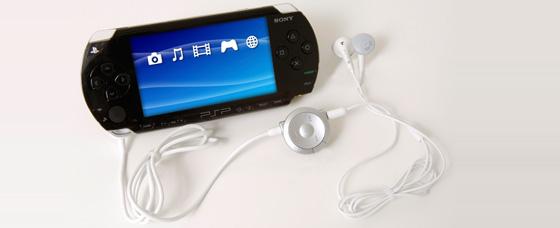 Audífonos con Control Remoto (para serie PSP®-1000)