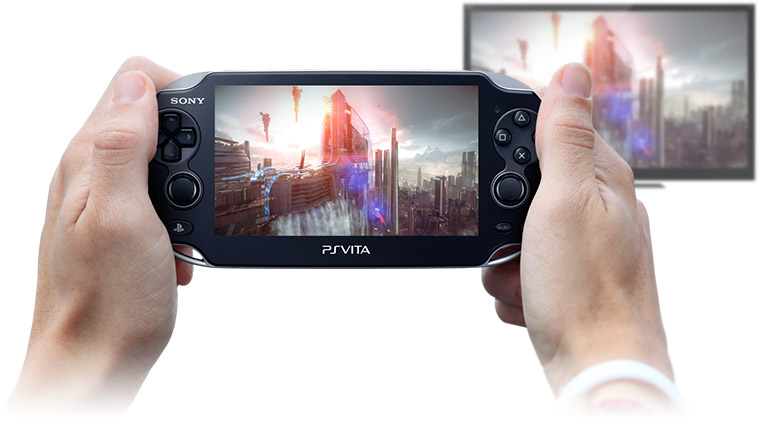 PlayStation®Vita A distancia