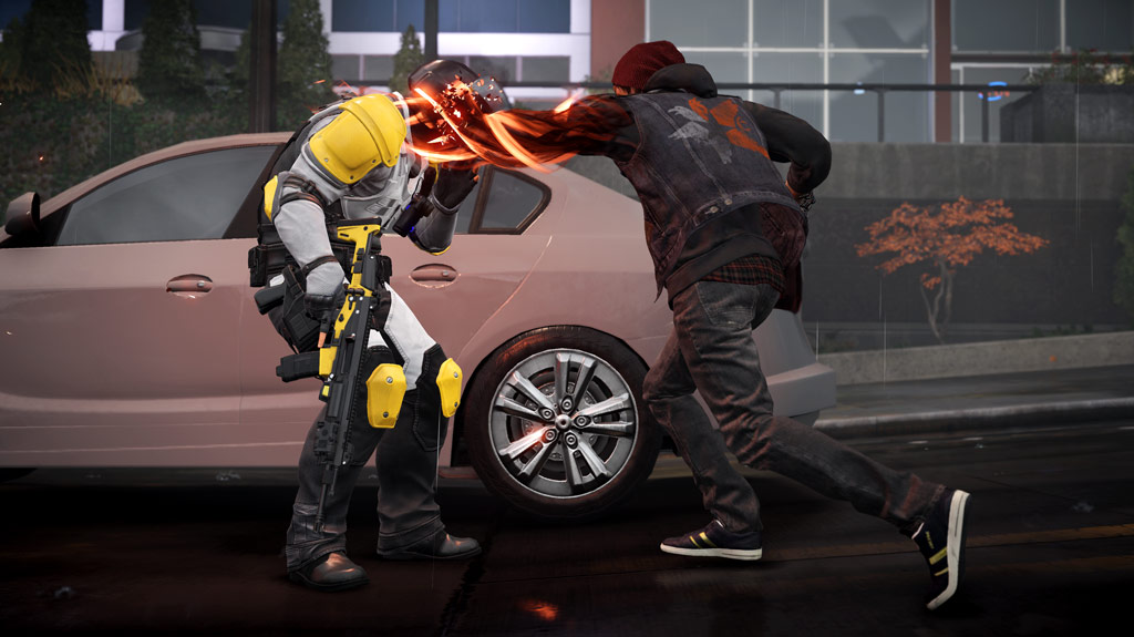 inFamous Second Son - PS4™ Juego