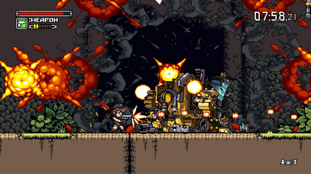 Mercenary Kings - PS4™ Juego