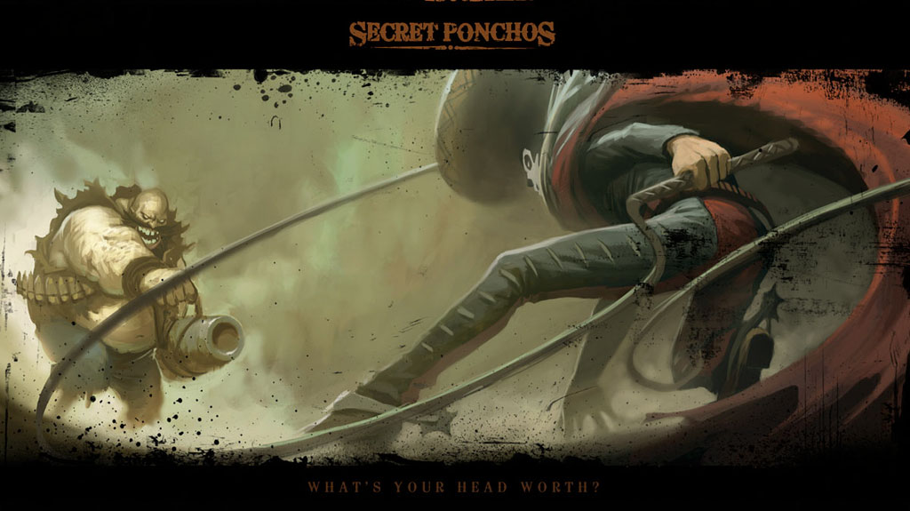 Secret Ponchos - PS4™ Juego