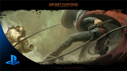 Secret Ponchos Juego - PS4™