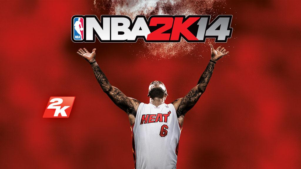 NBA 2K14 - PS4™ Juego