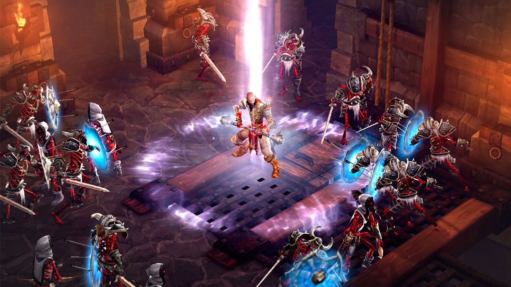 Diablo III: Ultimate Evil Edition - PS4™ Juego