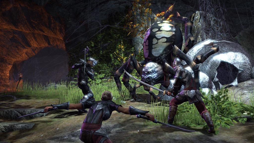 The Elder Scrolls Online juego   PS4� - PlayStation�