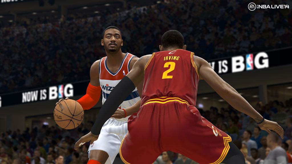 NBA LIVE 14 - PS4™ Juego