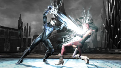 Injustice: Gods Among Us Ultimate Edition Juego - PS4™