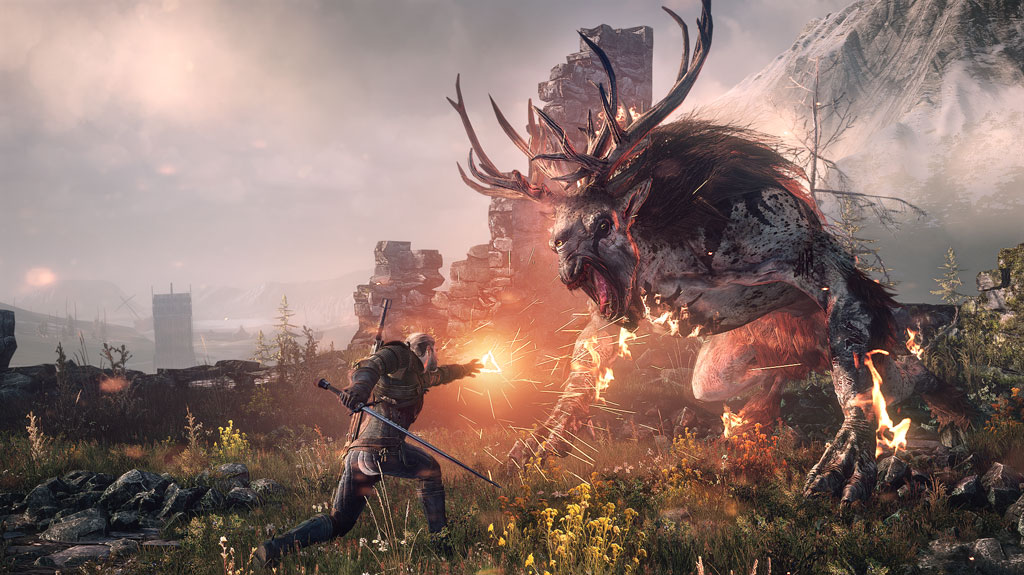The Witcher 3: Wild Hunt - PS4™ Juego