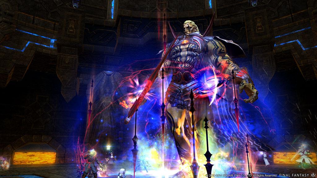 FINAL FANTASY® XIV: A Realm Reborn - PS4™ Juego