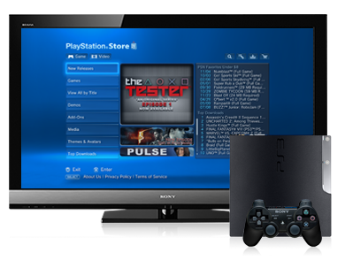 PlayStation®Store para el sistema PlayStation®3
