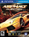 Asphalt-Injection