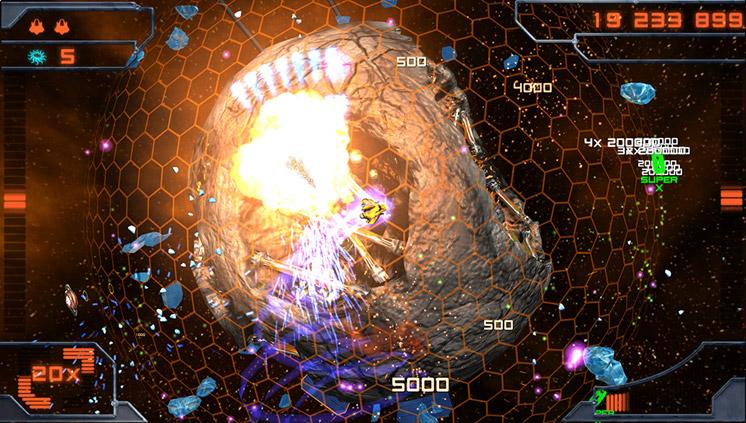 Captura de pantalla del juego