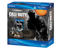 Paquete Edición Limitada Call of Duty®: Black Ops: Declassified con PS Vita