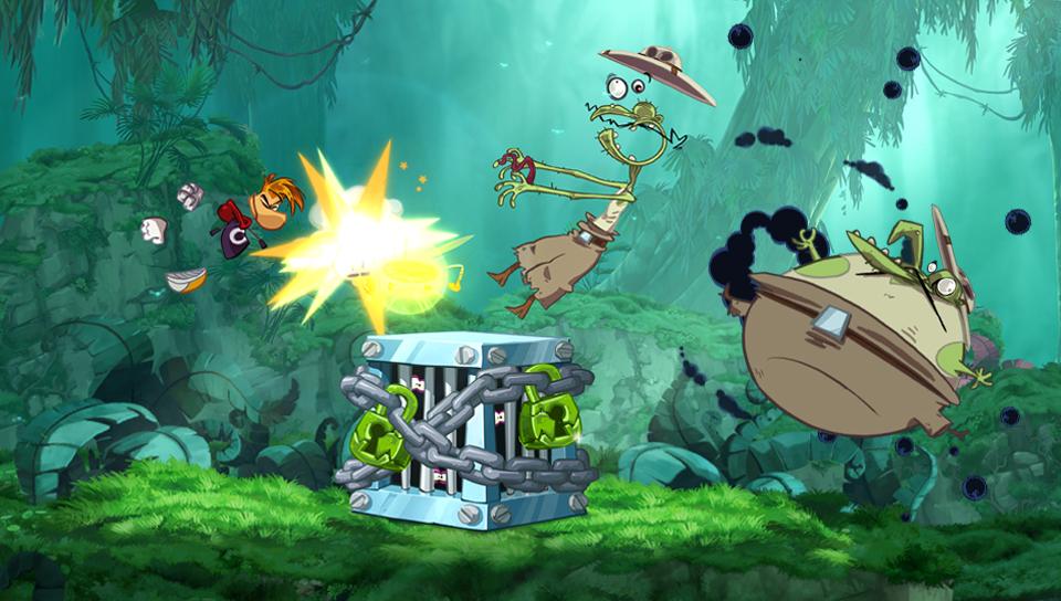 Resultado de imagen de rayman origins